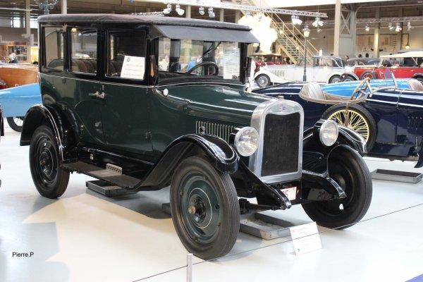 1925 Chevrolet Superior.