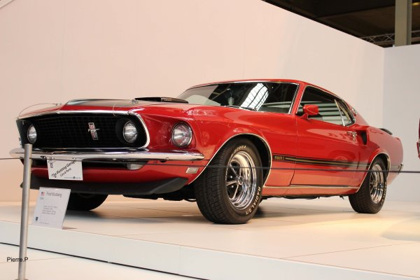 1968 Ford Mustang Mach 1
