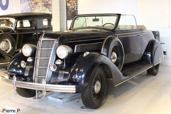 1935 Chrysler Airstream