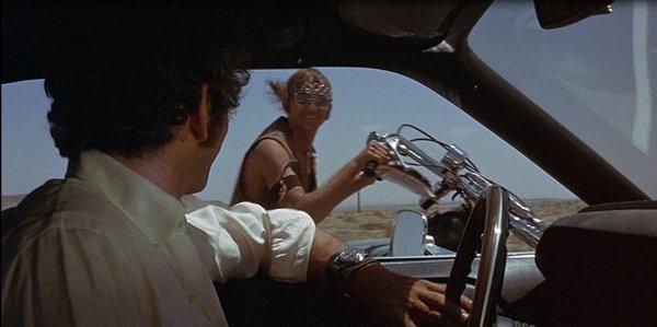 Dodge Challenger R/T 1970 ou Le cinéma des américaines.