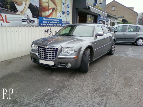 Chrysler 300C CRD.