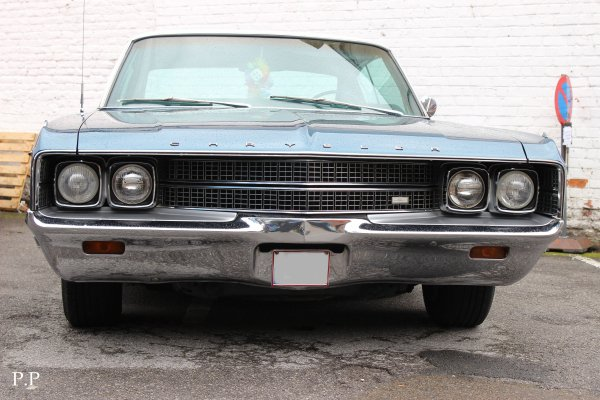 Chrysler New Yorker 1968 - BORN IN DETROIT 4/4