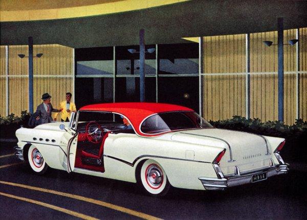L' ART du dessin dans l'industrie automobile américaine.