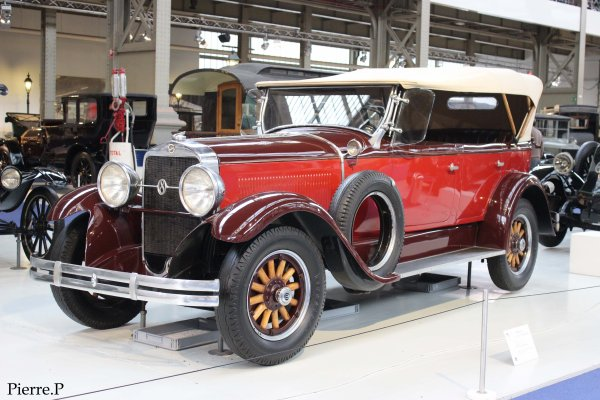 Studebaker Président 8 Model FA 1928.