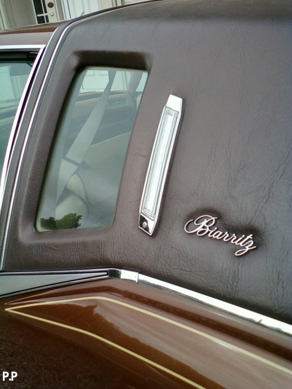 Cadillac Eldorado Biarritz 1978. !!! A M A Z I N G !!! SUITE.