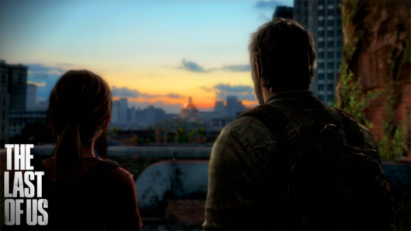 The Last Of Us , best game ever made!!! <3 .