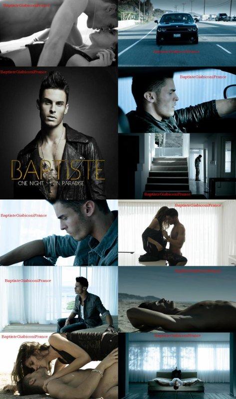 Nouvel album de Baptiste