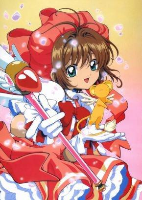 quelque image de sakura chasseuse de carte 3