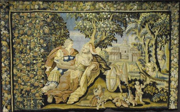 AUBUSSON     MUSEE   DE   LA   TAPISSERIE         AUTRE PERIODE                           photo  SM07