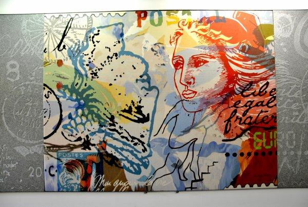 AUBUSSON     MUSEE   DE   LA   TAPISSERIE                                    photo  SM07