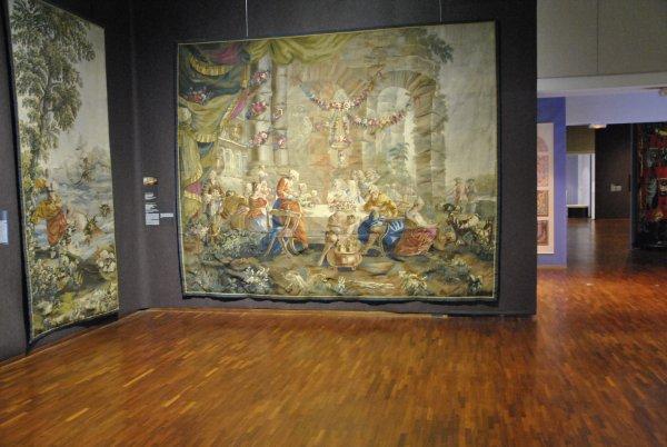 AUBUSSON     MUSEE DE LA TAPISSERIE      AUTRE STYLE      photo SM07