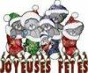 joyeuses fêtes à tout le monde!!!