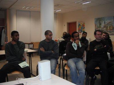 Rencontre avec les anciens Jocistes. Samedi 10 décembre 2011