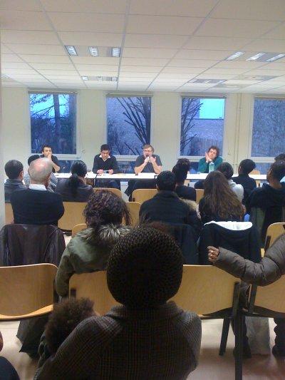 projet JOC équipe 1 débat sur les élections
