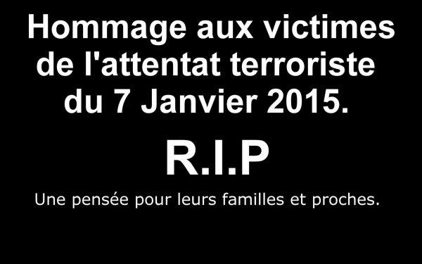 Journée tragique pour la liberté d'expression.