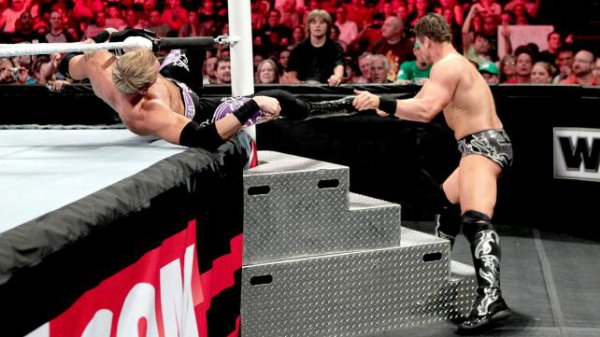 christian vs the miz