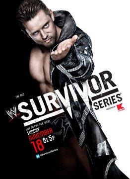 résultat de survivor series 2012