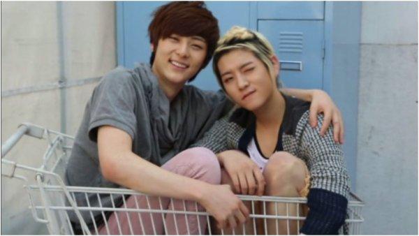 Minhyun et Ren