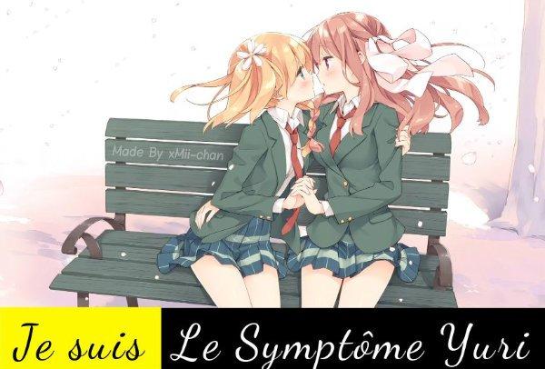 Je Suis Le Symptôme Yuri, Vous Aussi ? Remixez !