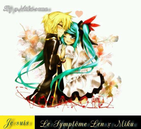 Je Suis Le Symptôme Len x Miku, Vous Aussi ? Remixez !