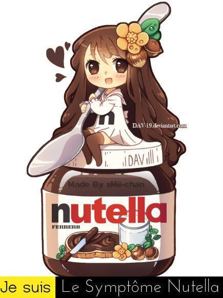 Je suis le symptôme Nutella, Vous Aussi ? Remixez !