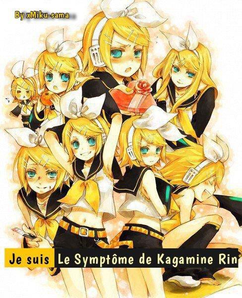 Je Suis Le Symptôme De Kagamine Rin, Vous Aussi ? Remixez !