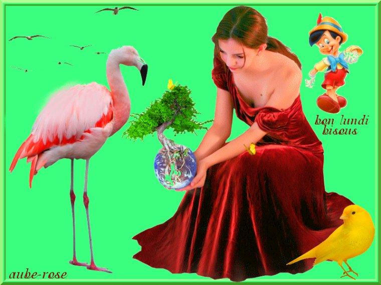 ♥♥  UN SIMPLE  BONJOUR PLEIN D'AMITIE MORALE A ZERO  TOUJOURS EN PANNE AVEC MON ORDI DONC  NINA EST UNE PETITE FILLE J'IMAGINE  ♥♥ BISES  VOTRE AUBE-ROSE   ♥♥
