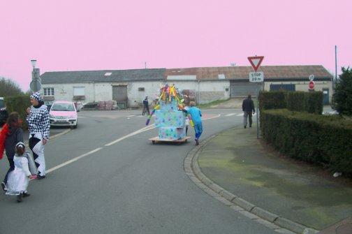 Mes louloux au carnaval!!!!