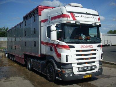 Un transporteur néerlandais très présent en France.