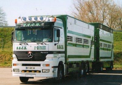 Un 2553 et un 2557, SSCB a toujours eu les moteurs puissants du géant germanique.