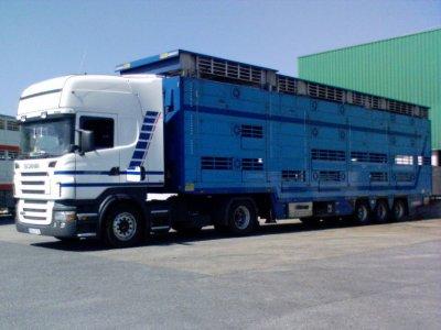 Le nouveau R470 des transports Braquehais (76).