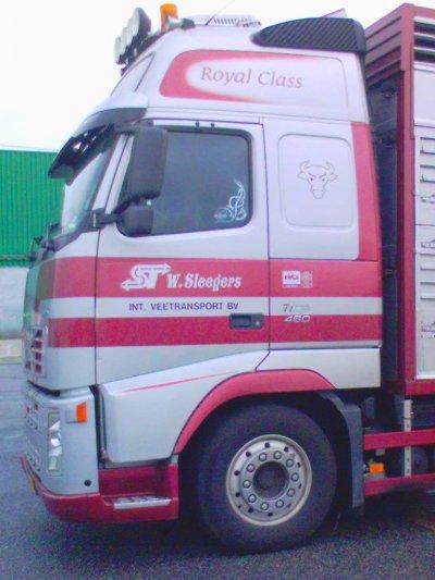 Tous les camions de ce transporteur sont carrossés chez Berdex.