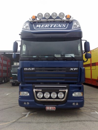 L'artisan transporteur Mertens (B), superbe ensemble.