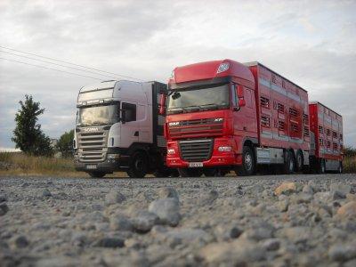 Les deux camions sont carrossés par Pezzaioli, ça change... :|