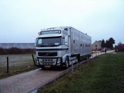 Keus & Mollink ont deux dépôts en Europe.