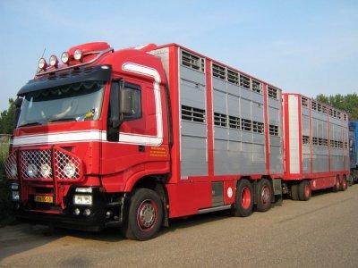 Hans Van Diën, peu d'information trouvée sur ce transporteur.