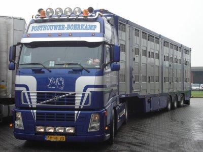 C'est du matériel très propre qui circule chez Posthouwer-Boerkamp (NL).