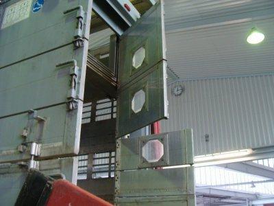 Fabrication et aménagement dédiés à la demande de chaque transporteur.