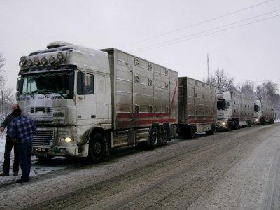 C'est en 2005 que le premier voyage vers la Russie a vu le jour...