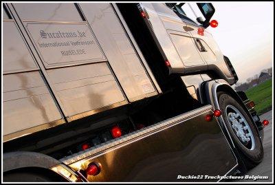 La nouvelle Rolls Royce du tractionnaire Kenneth Leus.