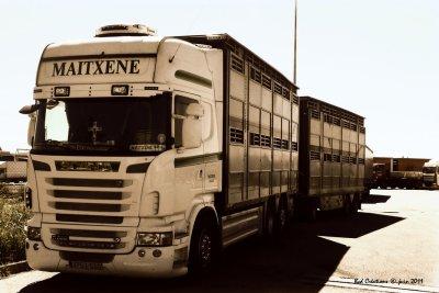 Chouette série de Bruno avec un thème de camion qui se devait d'être ici.