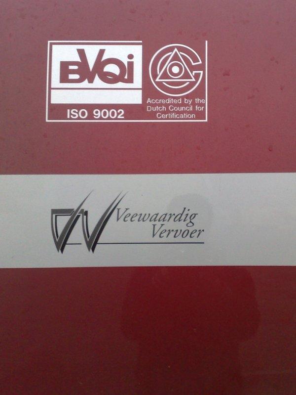 Encore un hollandais à avoir succombé à la technologie des caisses climatisées.