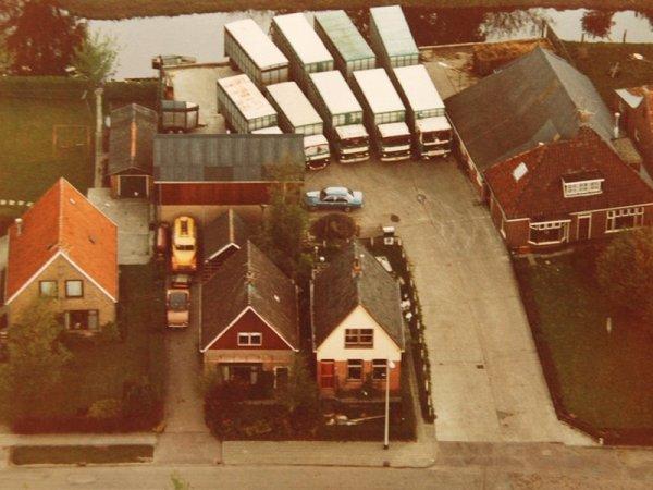 Présentation plus approfondie de la société Jac. Dijkstra & Zn (NL).