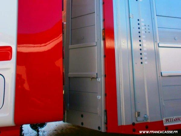Un partenariat fleurissant avec le carrossier italien de renom, Pezzaioli.
