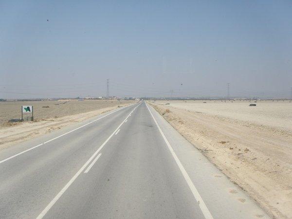 Livraison dans la région de Murcia, à 800 km de la frontière française.