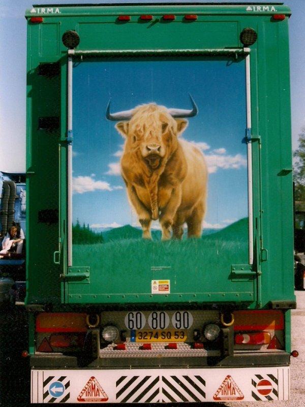 """Ultime article sur le """"Livestock Express"""". Tout au moins pour cette page !"""