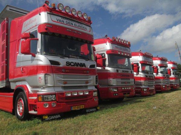 L'édition 2013 du Truckshow de Liessel (NL) a offert de belles nouveautés.