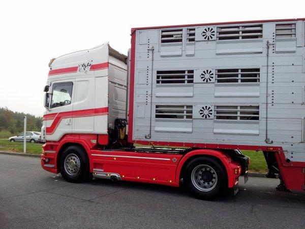 Tour d'horizon du matériel récemment arrivé chez Jan Diepeveen (NL).