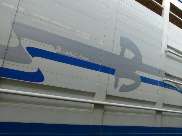 Reportage sur mon passage au foirail de Châteaubriant (44) le 5 septembre 2012.