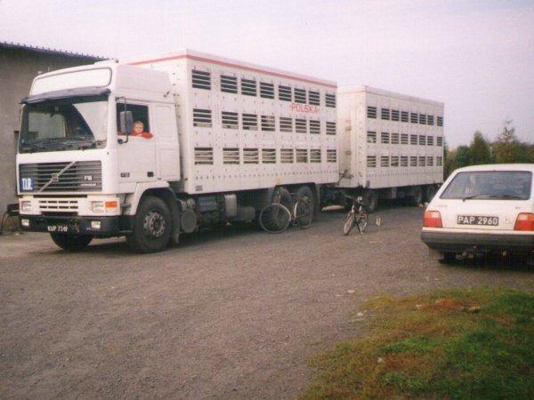 Poursuivons sur le sujet en nous évadant avec un transporteur polonais.